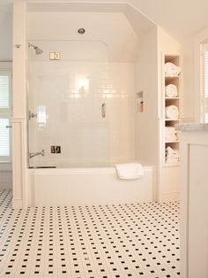 Provincetown Beach House, Traditional Bathroom, Boston
