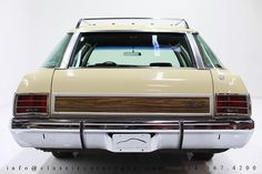 1973 Chevrolet Caprice Estate wagon by That Hartford Guy, via Flickr