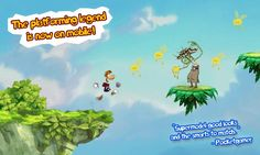 Rayman Jungle Run features: -  Beautiful graphics -  4 new worlds with 10 stages apiece to discover -  New powers and achievements to unlock -  Captivating and fun music -  Smooth touch-based controls -  Exclusive wallpapers and unlockable arts for your device Download Rayman Jungle Run APK Mod Characters Unlocked  What's new in the apk v2.3.3? -Improve user's experience. APK Mod v2.3.3 (Offline, Characters Unlocked) OR APK Normal v2.3.3 (Offline, Paid) + Data Install the apk, extract the…