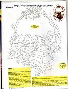 Revista Susy - Panos de Copa Natal revista da net - maria serafina aguiar - Álbuns da web do Picasa