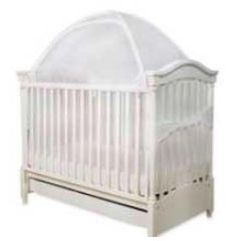 Tots In Mind Crib Tent For Convertible Cribs Baby