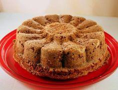 Diyet Kek Yapimi Diet Desserts, Diet Recipes, Cake Recipes, No Gluten Diet, Recipe Mix, Turkish Recipes, Healthy Snacks, Food And Drink, Yummy Food
