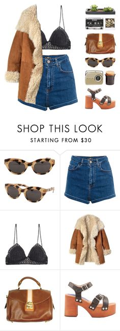 """""""Jackie"""" by chelseapetrillo ❤ liked on Polyvore featuring American Apparel, Pull&Bear, SHE MADE ME, Toast, Misch Masch, Jeffrey Campbell, Petit Bateau and vintage"""