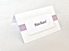 Lilac seating plan cards lilac seating plan lilac seating Lilac Wedding, Wedding Colours, Wedding Place Cards, Font Styles, Ribbon Colors, Name Cards, Pinterest Board, How To Plan, How To Make