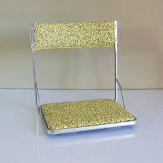 Chairs & Stools on Fab -Design. Yellow Stadium Seat by little Pleasure