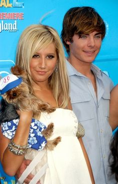 "Ashley Tisdale Photos - Actress Ashley Tisdale arrives to the world premiere of Disney Channel's 'High School Musical 2' held at the Downtown Disney District at Disneyland Resort on August 14, 2007 in Anaheim, California. - World Premiere Of Disney Channel's ""High School Musical 2"""