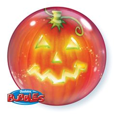 This luminous Jack-o-Lantern bright pumpkin orange Bubble Balloon is the best choice for your Halloween decor! Have a look at the Fall collection catalog http://issuu.com/pioneer1/docs/autumn_2013_collection?e=4272177/4920043 And find a distributor http://www.qualatex.com/balloons/findapro.php