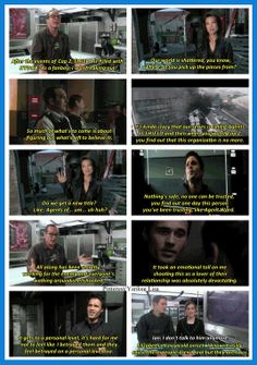 Marvel's Agents of S.H.I.E.L.D.  Everything that happened after Cap 2... The best thing on American TV