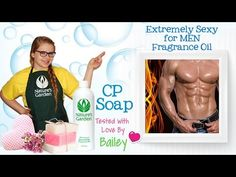 Soap Testing Extremely Sexy for MEN Fragrance Oil- Natures Garden #naturesgarden #soapmaking #extremelysexyscent #soaptesting #cpsoap #coldprocesssoap