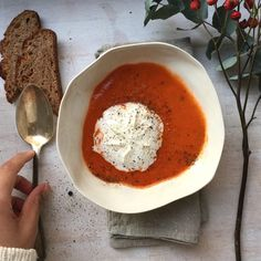Schnelle Tomatensuppe Rezept | Mamablog & Shop by Elfenkind