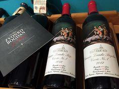červená vína / red wines