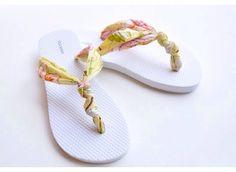 DIY Flip Flops #Fashion #Trusper #Tip