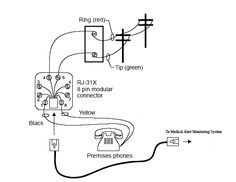 46 best wiring images home electrical wiring, electrical  rj31x wiring diagram colors #14