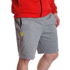 PUMA  Ferrari  Sweat  Bermudas  Men E-shop CRISH.CZ 4adfc839bd3