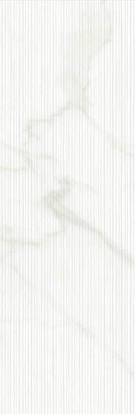 Настенная плитка ZENO WHITE 29.5x90 Atlantic Tiles Projects (Испания)