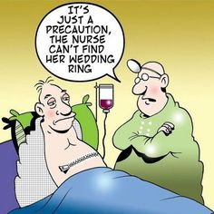 #medical #lol   The Nurse Can't Find Her Ring. haha installed a zipper so she can get her ring out Its not found someplace else