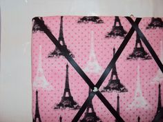 16x20 Pink Memory Board for sale on Etsy for  $25.50.