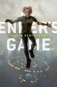 Ender's Game cover by Sam Weber.