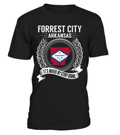 Forrest City, Arkansas - It's Where My Story Begins #ForrestCity