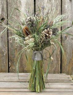Hey, I found this really awesome Etsy listing at https://www.etsy.com/listing/232860677/blue-and-neutral-natural-dried-bouquet