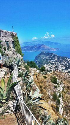 Capri, Italy #Anacapri