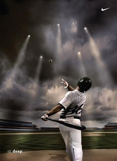 I don't even play baseball or softball but this picture is killin it. Newfav