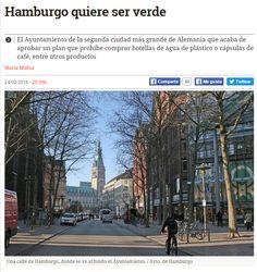 Hamburgo quiere ser verde / @notpierdasnorte | #socialcities