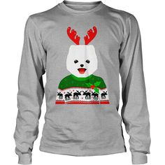 Long Sleeve Pomeranian Ugly Christmas Sweater T-shirt tshirt #gift #ideas #Popular #Everything #Videos #Shop #Animals #pets #Architecture #Art #Cars #motorcycles #Celebrities #DIY #crafts #Design #Education #Entertainment #Food #drink #Gardening #Geek #Hair #beauty #Health #fitness #History #Holidays #events #Home decor #Humor #Illustrations #posters #Kids #parenting #Men #Outdoors #Photography #Products #Quotes #Science #nature #Sports #Tattoos #Technology #Travel #Weddings #Women