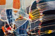 "Saatchi Online Artist Ruth Lantz; Painting, ""The Castle of Crossed Destinies"" #art"