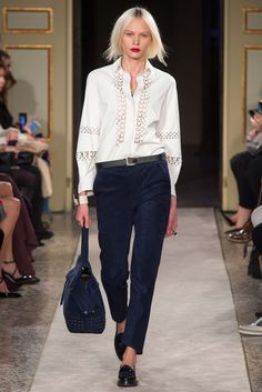 Tod's Fall 2015 Ready-to-Wear - Collection - Gallery - Style.com