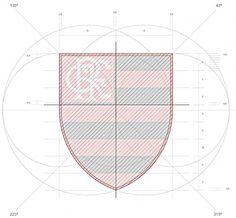 Torcedor faz projeto de novo escudo e uniformes do Flamengo. Fla Hoje Flamengo Hoje