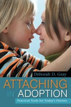 Learn why attachment is critical in #adoption in this book review by Rachel Garlinghouse.