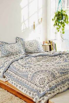 That Boho Chick: New Arrivals in Bedding, Art, Rugs, and Accessories
