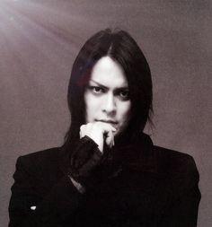 Buck Tick Vocalist Atsushi Sakurai
