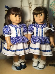 Holiday dresses for Young Life Silent Auction 2017 made by Jean Cossey . Ag Dolls, Girl Dolls, American Girl Furniture, Young Life, Ag Doll Clothes, American Girl Clothes, Silent Auction, Collar Dress, Holiday Dresses