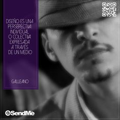 Diseño es una perspectiva individual o colectiva expresada a través de un medio.  #YonyGalleano Movie Posters, Movies, Web Development, Perspective, Design Web, Films, Film Poster, Cinema, Movie