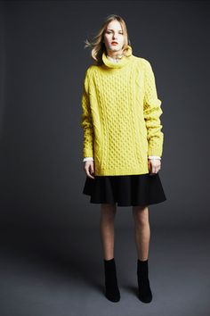 Preen by Thornton Bregazzi Pre-Fall 2014 Collection Slideshow on Style.com