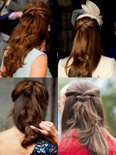 Royally Obsessed. — Duchess of Cambridge + Updo