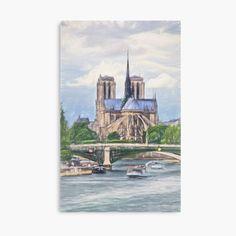 Framed Prints, Canvas Prints, Art Prints, My Canvas, Notre Dame, Art Boards, My Arts, Memories, Printed