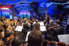Aquí Film Symphony Orchestra en el programa de El Hormiguero de Antena3 #antena3 #hormiguero #plató #televisión #grabacion #ensayos #primetime