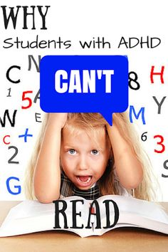 S.O.L. Train: Moments That Count in the Classroom: Why Students with ADHD Can't Read- Read about some reading strategies that can help your kiddos!