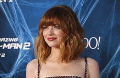 Brides: Bridal Beauty Buzz: We're Loving Emma Stone's Totally Romantic Look