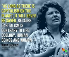 Only someone who refuses to see the truth would deny that UNREGULATED capitalism is inconsistent with environmental preservation when the profit motive blinds people to the destruction that they are committing. Unregulated capitalism is killing planet earth and is therefore UNSUSTAINABLE