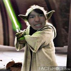 Yoda!;)