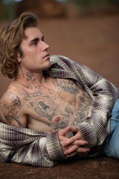Justin Baby, Justin Hailey, Justin Bieber Pictures, I Love Justin Bieber, Justin Bieber Tattoos, Dark Men, Vogue Magazine, Ariana Grande, Find Image