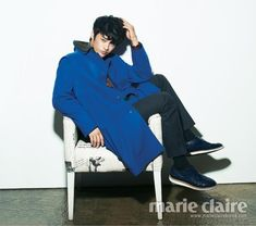 Seo In Kook - Marie Claire Magazine November Issue '12