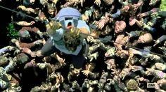 The Walking Dead 6x07 Spencer almost dies