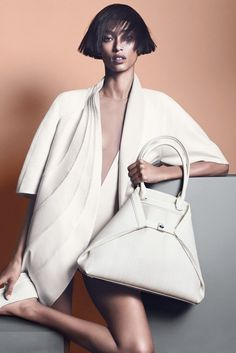 Anais Mali by Lachlan Bailey for the Akris Spring/Summer 2014 Campaign