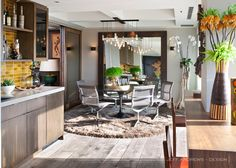 Mix and Chic: Jeff Andrews Design