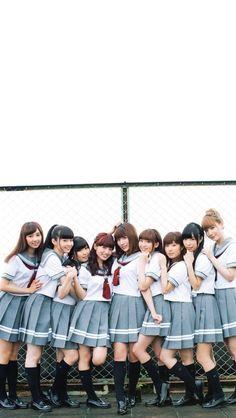 School Uniform Girls, High School Girls, School Uniforms, Cosplay Anime, Cosplay Girls, Cool Girl Pic, Go Busters, Anime School Girl, Ap Studio Art